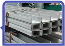 317L cold rolled stainless steel channel