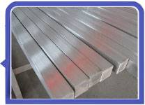 ASTM 317L hair line finish Stainless Steel Square Bar