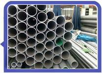 317L Hot dipped stainless steel pipe/tube