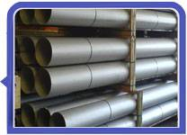 317L Polished Seamless Stainless Steel Pipe/Tube