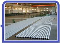 317L seamless stainless steel boiler tube