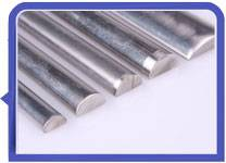 317L Stainless Steel Half Round Bar