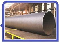 317L Stainless Steel Large Diameter Seamless pipes 1.4438