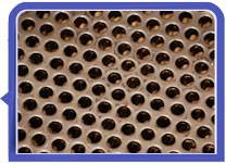 317L stainless steel Perforated Sheet