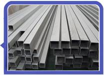 317L Stainless Steel Square tubes