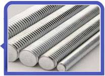 317L Stainless Steel Threaded Bar