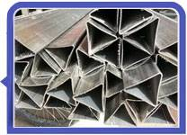 317L Stainless Steel Triangle Tube