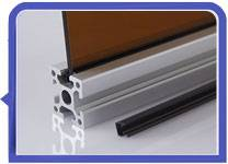 AISI 317L Stainless steel profile bar
