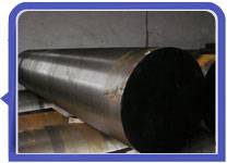 Bright or Black Round 317L stainless steel bar