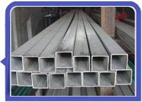 EXW Grade Stainless Steel 317L Square pipes