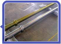 Hot Rolled Polished Stainless Steel 317L Piston Rods