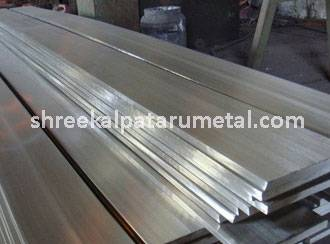SS 430F Flat Bar Manufacturer in India