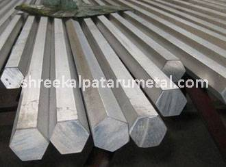 SS 430F Hex Bar Supplier in India