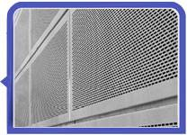 Stainless Steel 317L Perforated Sheet