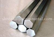 Stainless Steel 430F Hex Bar Supplier In India