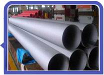 Thin Wall Large Diameter 317L Stainless Steel Tube